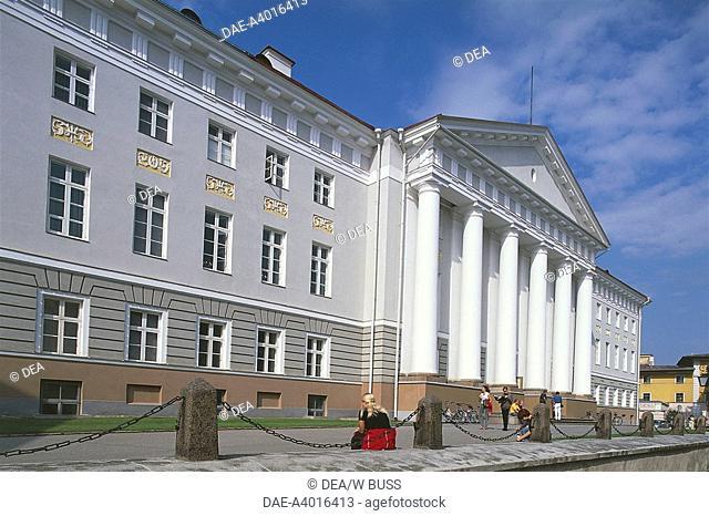 Estonia - Tartu - University