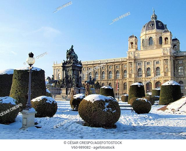 -Palaces & Museums in Wien- Austria