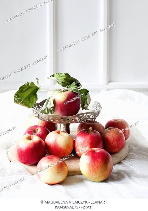 Composition of apples