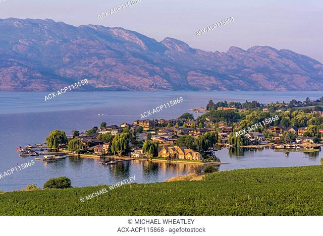 West Kelowna, Okanagan Valley, British Columbia, Canada