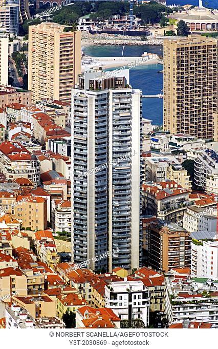 Principality of Monaco, Monte Carlo. Tower