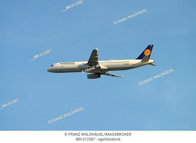 Lufthansa Airbus 321-100