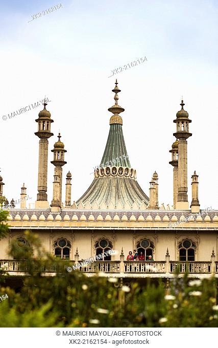 The Royal pavilion, Brighton, United Kingdom