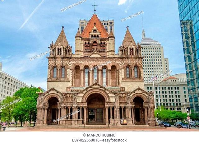 Trinity Church, Boston