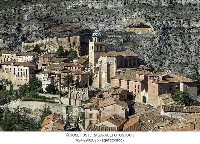 Spain, Aragon , Teruel Province, Albarracin City