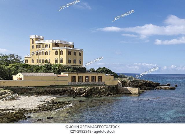 Villa Las Tronas Hotel, Alghero, Sardinia, Italy