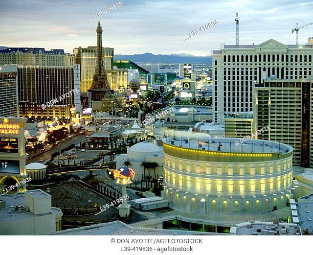 Las Vegas. Nevada. USA