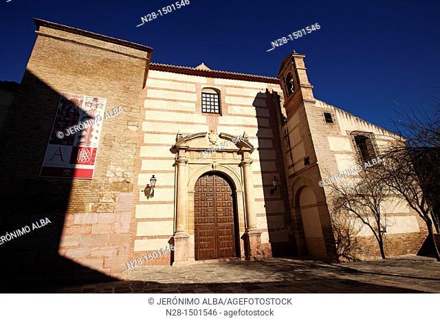 Church of El Carmen, Antequera, Malaga Province, Andalusia, Spain