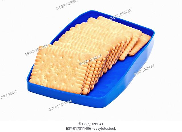 butter biscuits in box