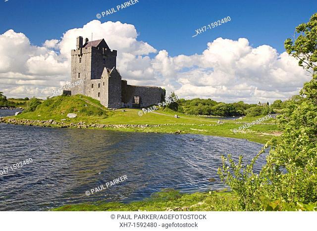 Dunguaire Castle, Kinvara Harbour, Galway, Ireland