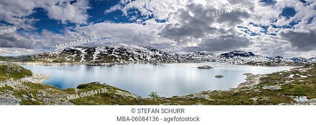 Haukelifjel, municipality Odda, Southern Norway
