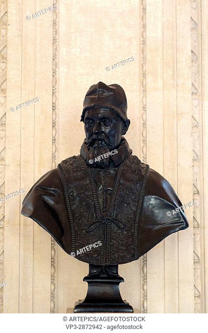 Gian Lorenzo Bernini - Le Bernin Pope Urbain VIII - XVII th century