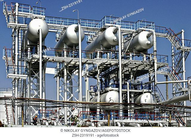 West Siberian oil province