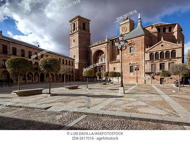 Villanueva de los Infantes is a municipality in the province of Ciudad Real, Castile-La Mancha, Spain. . This is also the capital of the comarca (region) Campo...