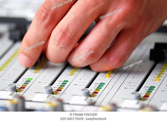 Audiokonsole