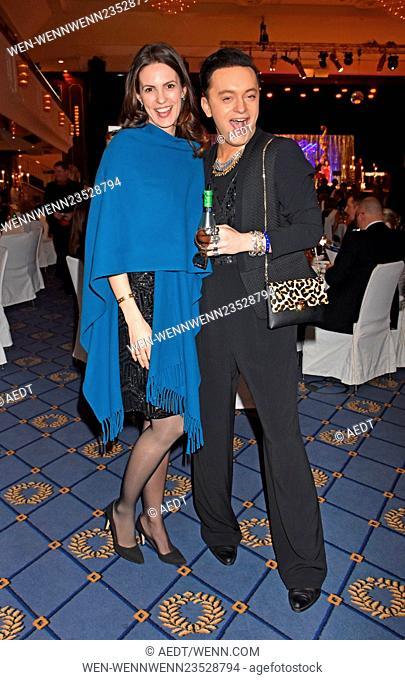 Notte delle Stelle - Premio Bacco at Hotel Maritim during 66th Berin International Film Festival (Berlinale) Featuring: Katrin Wrobel