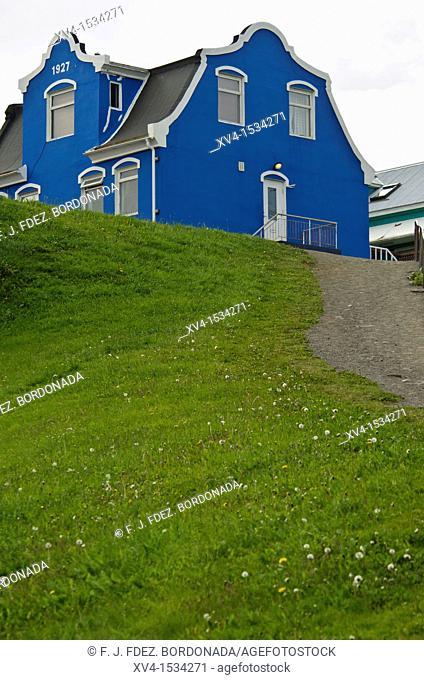 Akureyri city  Iceland