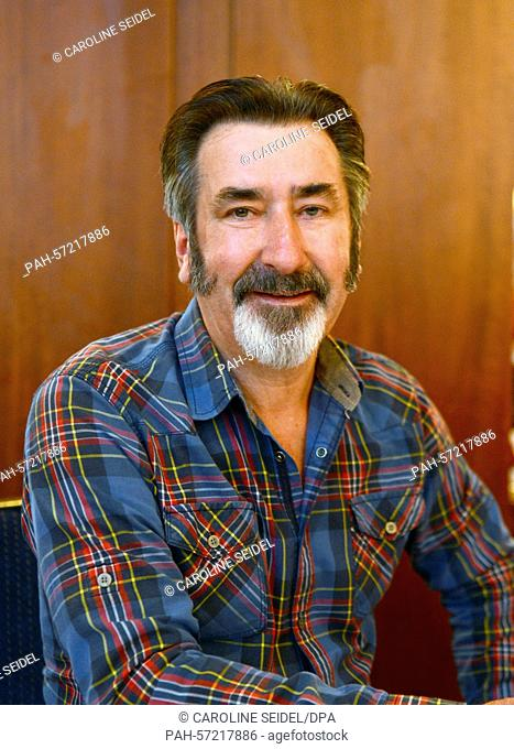 New Zealand actor William Kircher, who plays Bifur in Peter Jackson's three-part adaptation of J.R.R. Tolkien's The Hobbit