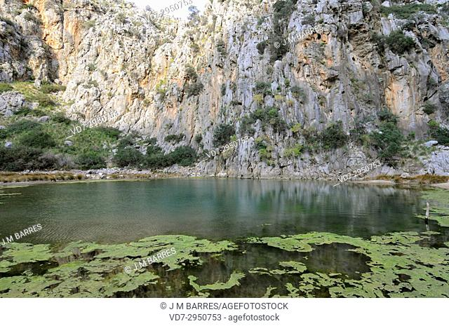 Torrent de Pareis (Tramontana Mountain Range), Majorca, Balearic Islands, Spain