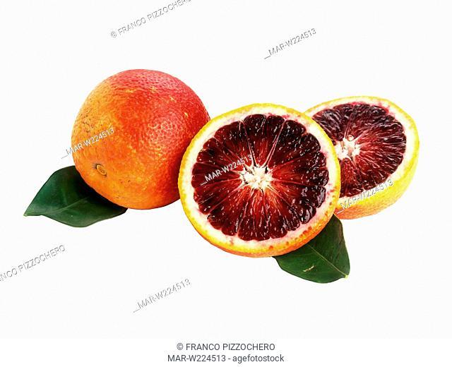 moro nucellare orange