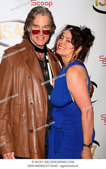 7th Annual Indie Series Awards at the El Portal Theater - Arrivals Featuring: Ronn Moss, Devin DeVasquez Where: North Hollywood, California