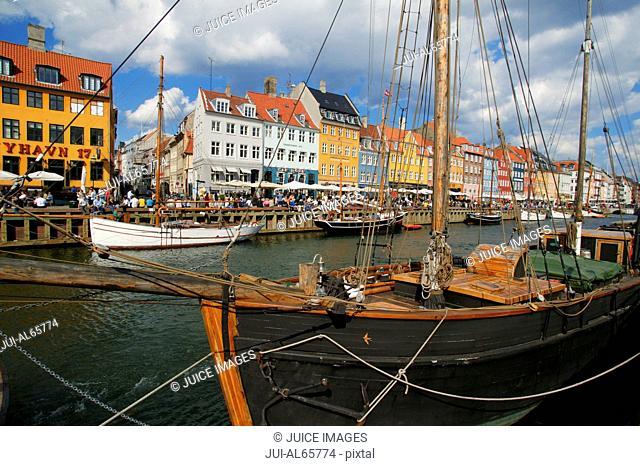 Old Harbor, Copenhagen, Denmark