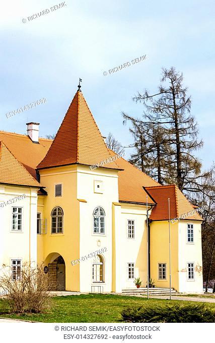 Palace Knezice, Czech Republic