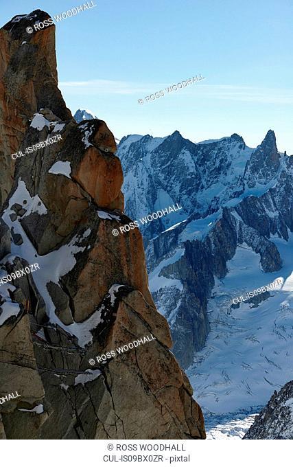Chamonix, Rhone-Alps, France
