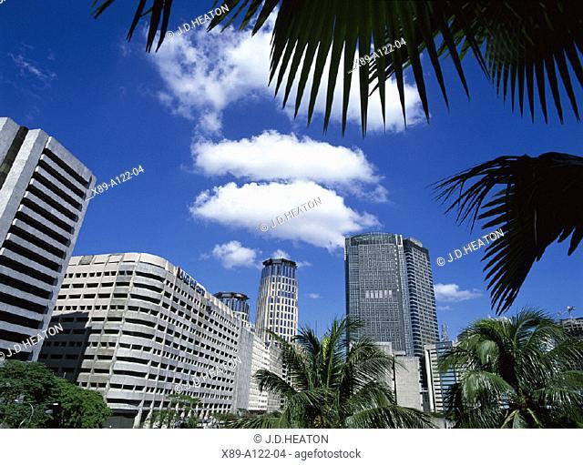 Manila, Makati, Stock Exchange , Philippines