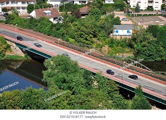 Brücke bei Bad Münster am Stein