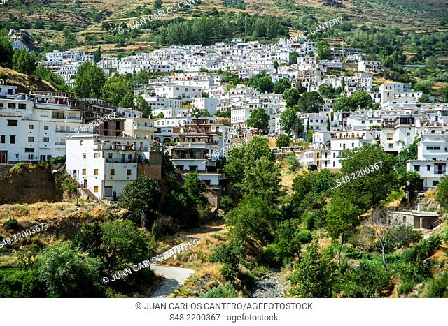 La Alpujarra. Granada. Andalucia. Spain. Europe