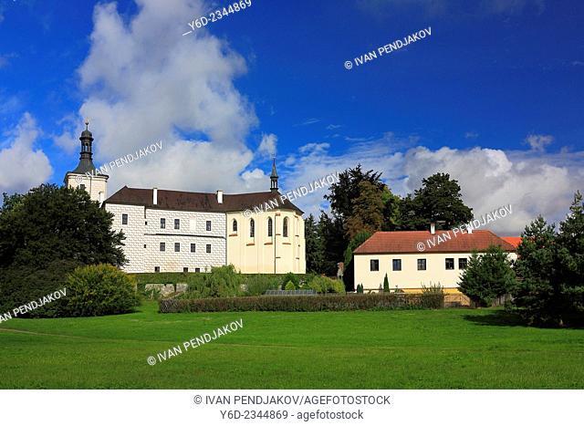 Breznice Castle, Czech Republic