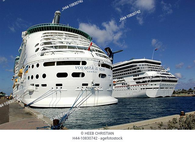 Nassau, Bahamas, Voyager of the Seas, Royal Caribbean, Cruise Line, Caribbean, Cruiser, Cruisers, Ship, Ships, Tourism