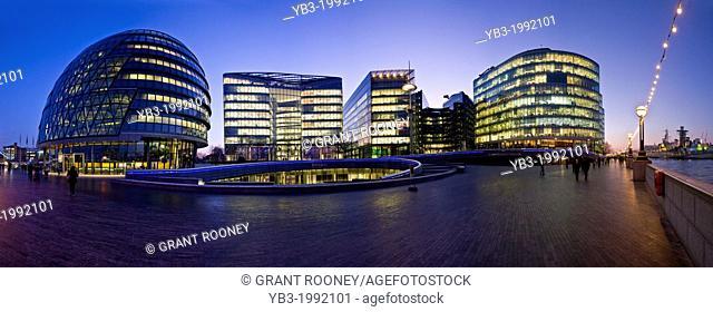 More London Development, London, England