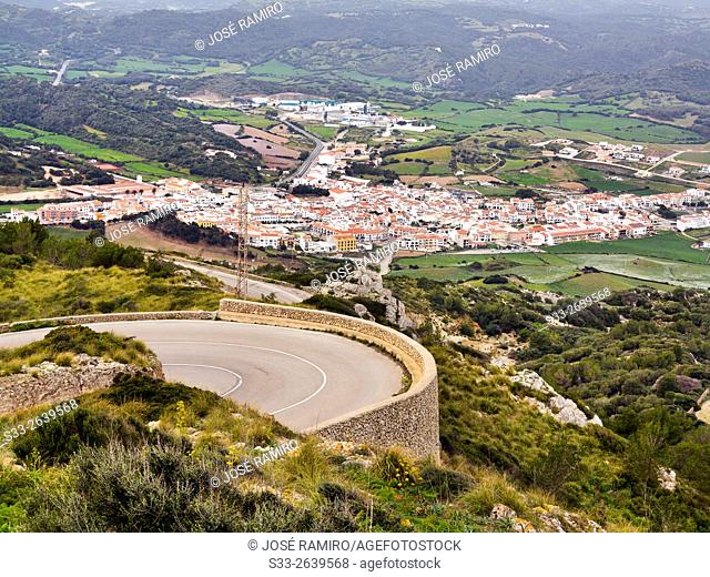 Es Mercadal. Menorca. Islas Baleares. Spain. Europe