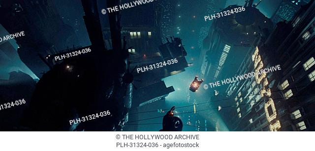 Blade Runner' 1982 Scene Still'