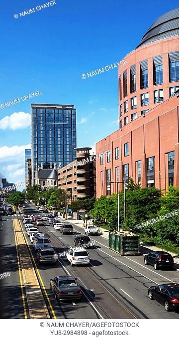 Famous University of Pennsylvania, Philadelphia, USA