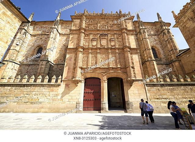 University of Salamanca, Salamanca City, Spain, Europe
