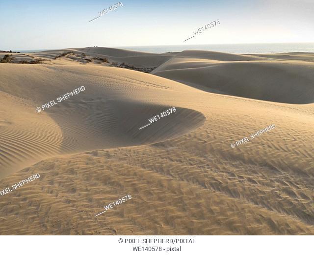 Morocco, Essaouira dunes