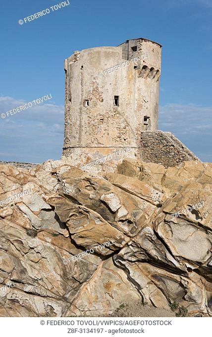 Marciana Marina. Appiani's tower