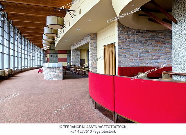 The Hilton Hotel interior convention center in Branson, Missouri, USA