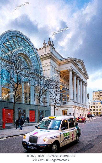 The Royal Opera House <london,England
