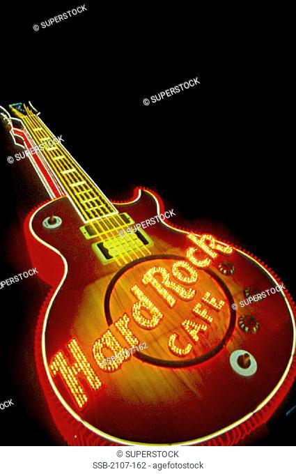 Hard Rock CafeLas VegasNevadaUSA