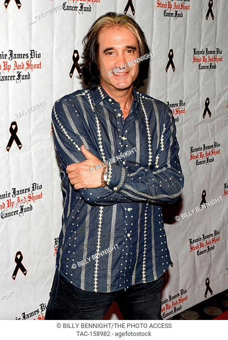 "Marc Ferrari arrives at the 3rd Annual """"Bowl 4 Ronnie"""" Celebrity Bowling Tournament, benefiting the """"Ronnie James Dio Stand Up and Shout Cancer Fund fund""""..."