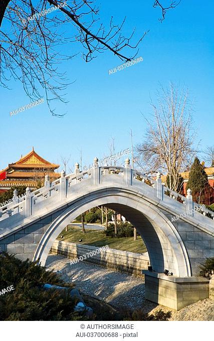 China - Beijing PÚkin - Forbidden City Park