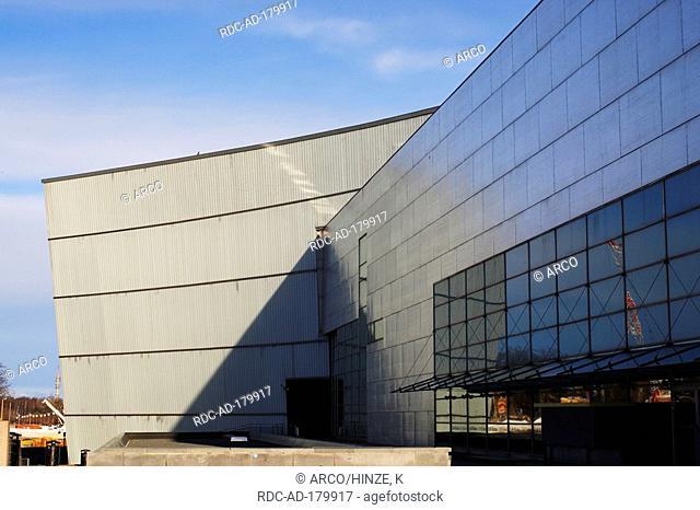 Museum of Art Kiasma, Museum of contemporary art, Helsinki, Finland