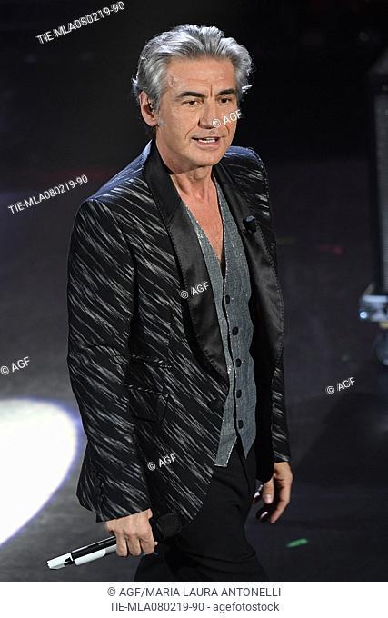 Luciano Ligabue during 69th Sanremo Music Festival 2019, Italy - 08 Feb 2019