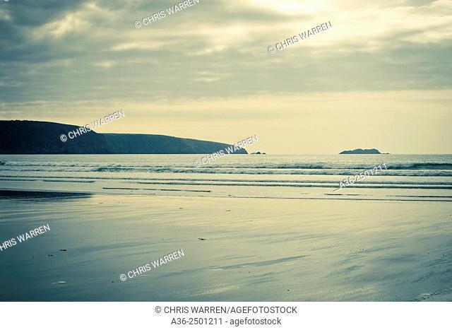 Broad Haven Haverfordwest St Brides Bay Pembrokeshire Wales