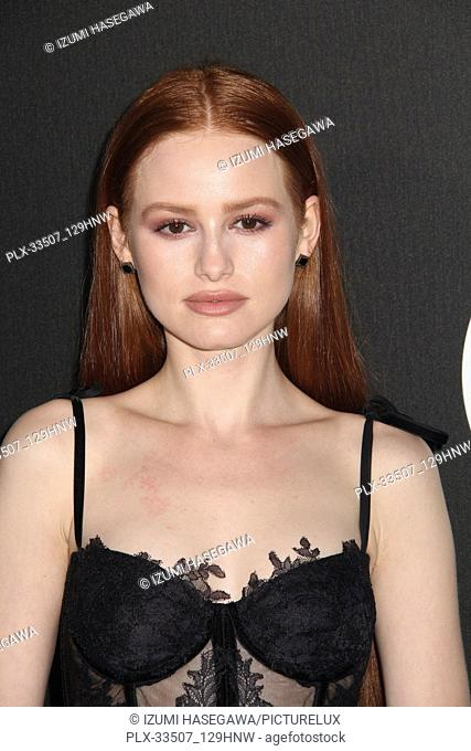 "Madelaine Petsch 01/06/2018 The Art Of Elysium Announces 11th Annual Black Tie Artistic Experience """"Heaven"""" held at The Historic Barker Hangar Santa Monica..."