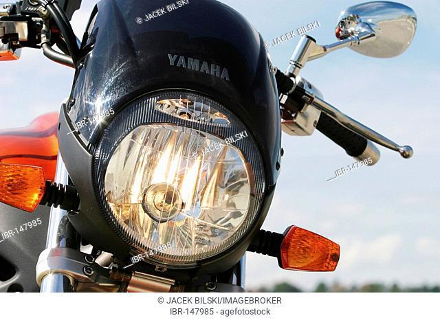 Headlights, Yamaha Bulldog 1100 BT